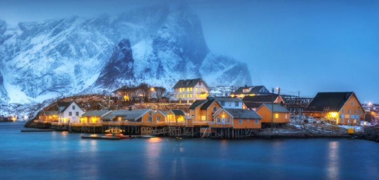 Tu unde ai de gand sa-ti petreci vacanta de iarna? Ce zici de Norvegia?
